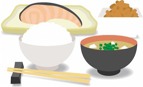 健康の秘訣はしっかりとした食事