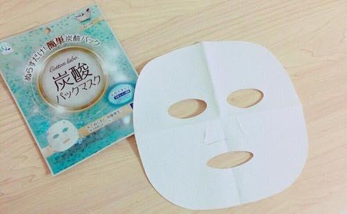 炭酸パックマスクもおすすめ