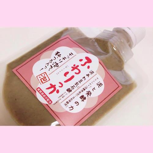 愛用の泥泡豆乳石鹸
