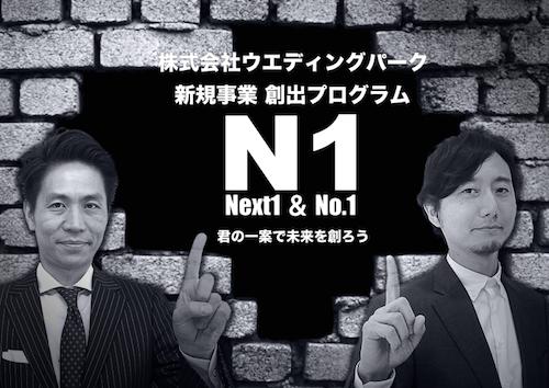 新規事業創出プログラム「N1」