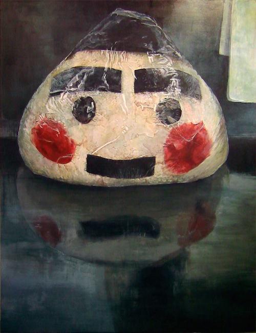 大学院に受かるきっかけとなった思い出の絵画作品