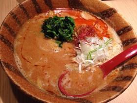 恵比寿かむいの担々麺