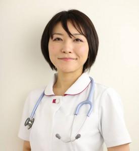 看護師時代の写真