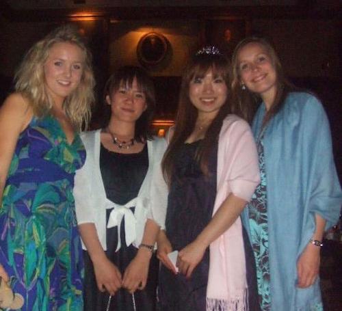 イギリスのオックスフォードに短期語学留学