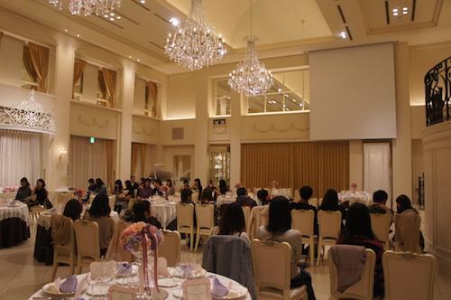 試写会の風景(アニヴェルセル 神戸)