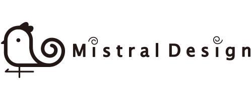 美羽さんが個人事業主として仕事する会社「Mistral Design」
